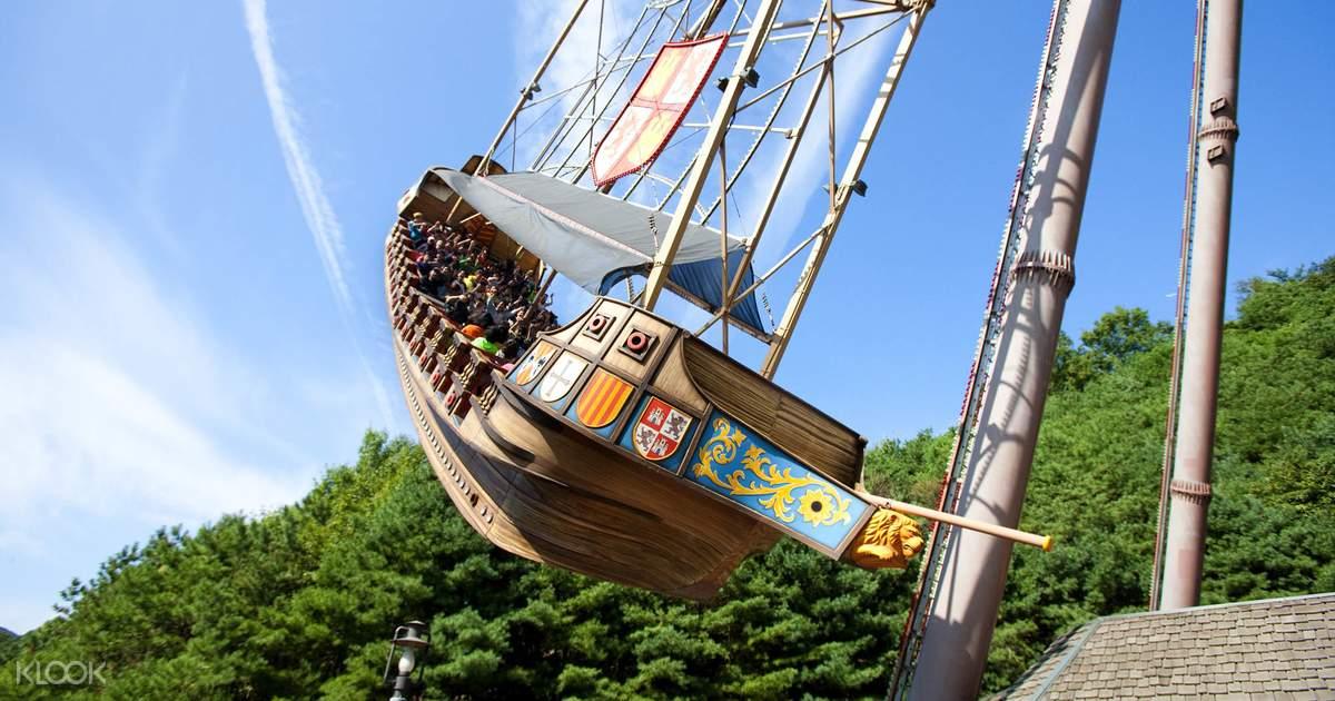Everland Theme Park Q-Pass in Gyeonggi-do - Klook
